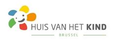 Logo Huis van het Kind Brussel met link naar website